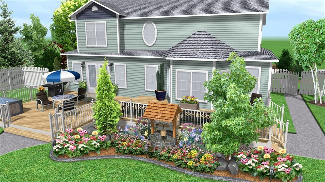 Highlight Features Of Good Landscaping Design Software