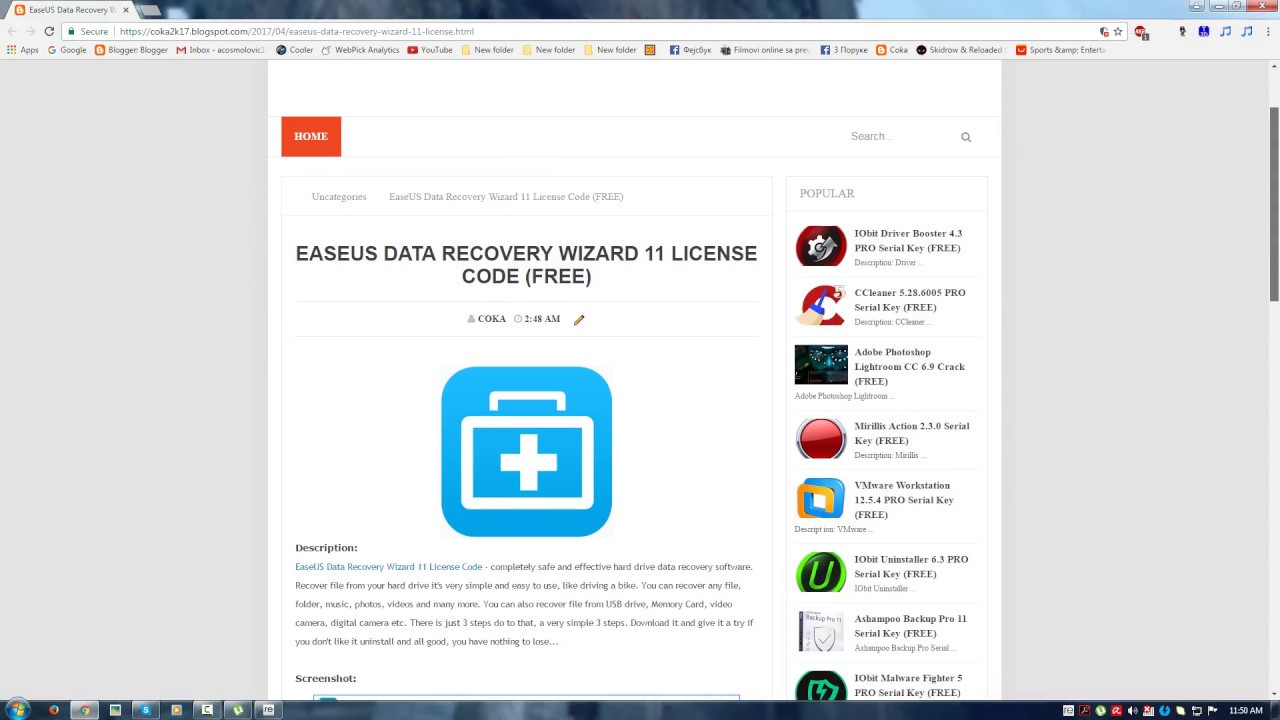 easeus data recovery wizard mac key